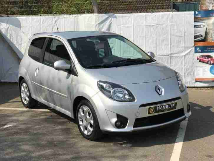 Renault Twingo 1.2. Renault car from United Kingdom