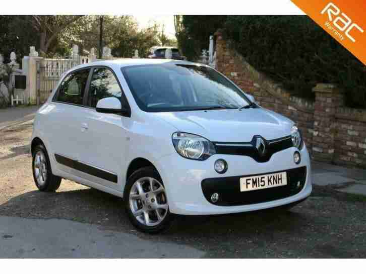 Renault Twingo Dynamique. Renault car from United Kingdom