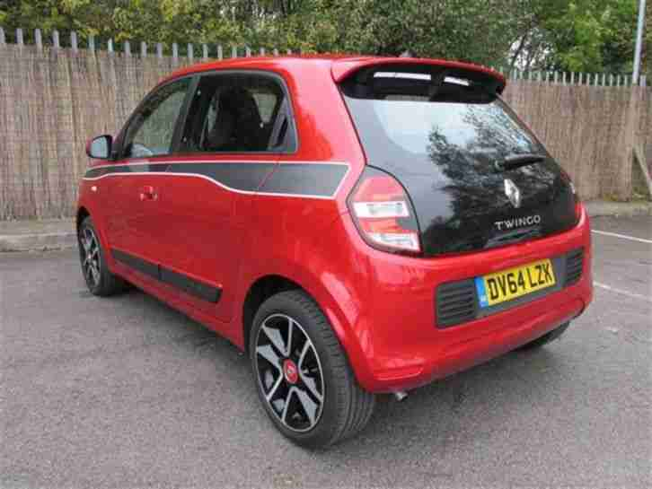 renault twingo hatchback 0 9 tce dynamique 5dr st petrol. Black Bedroom Furniture Sets. Home Design Ideas