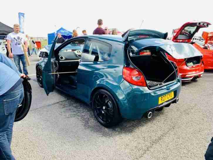 clio 200 turbo Megane 225 Conversion
