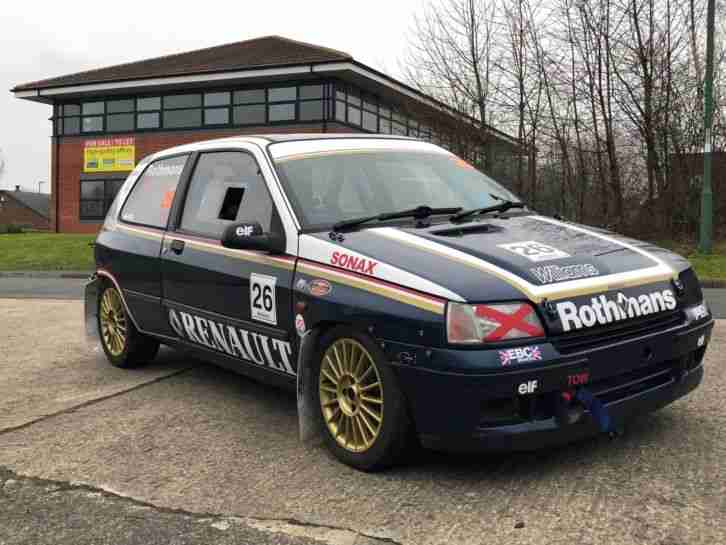 clio mk1, 172 engine conversion,