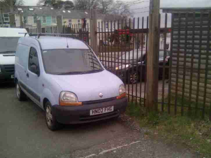 kangoo van spares or repairs