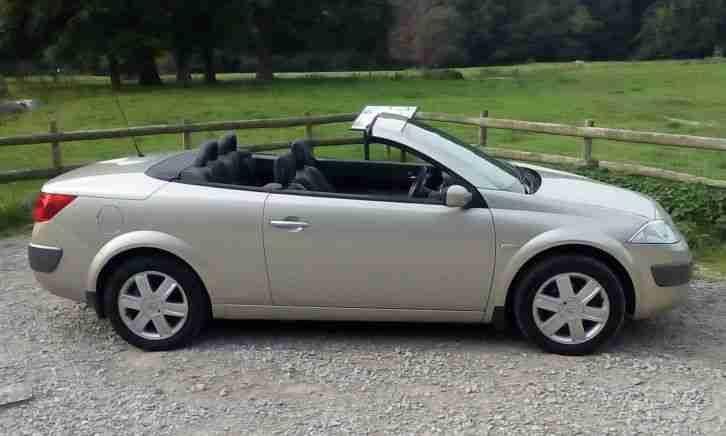 renault megane convertible car for sale. Black Bedroom Furniture Sets. Home Design Ideas