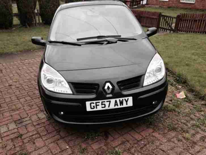 renault scenic 2007 57 plate 37000 miles only look car for sale. Black Bedroom Furniture Sets. Home Design Ideas