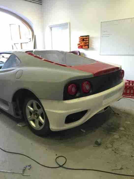 Peugeot 406 Ferrari Replica For Sale Quiz This Ferrari