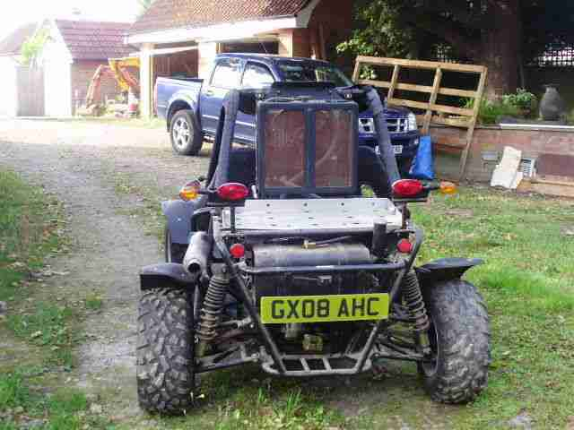 Road legal buggy. Other car from United Kingdom