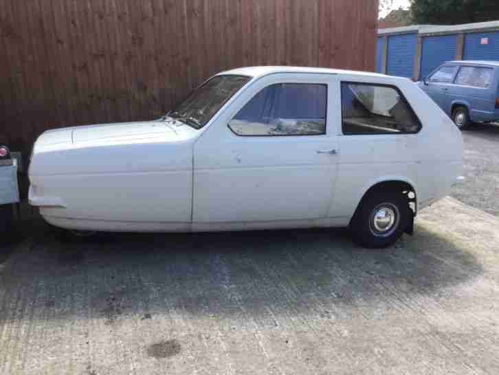 Reliant Robin 3. Reliant car from United Kingdom
