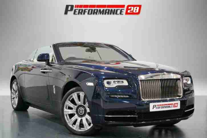 Rolls Royce DAWN 6.6 V12 Auto 2dr (4 seat) Convertible Petrol Automatic
