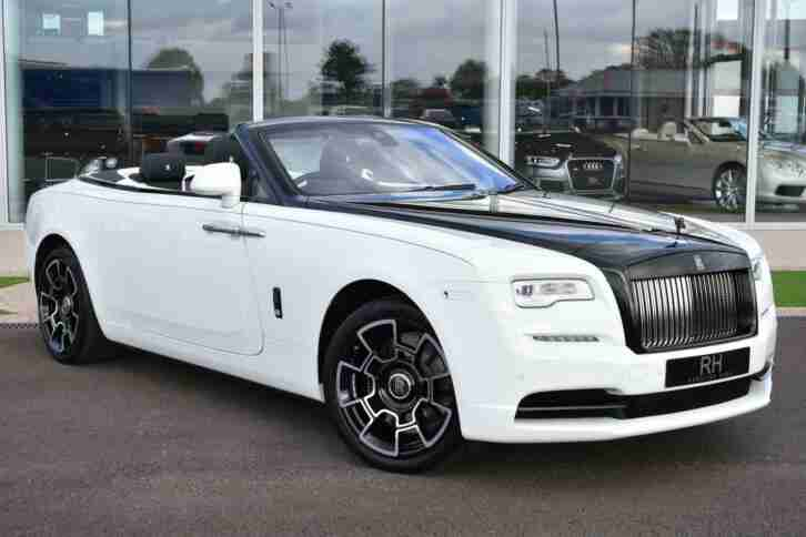 Rolls Royce Dawn. Rolls Royce car from United Kingdom