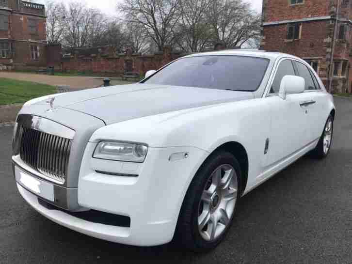 Rolls Royce Ghost 2011 Fully Loaded Hpi Clear