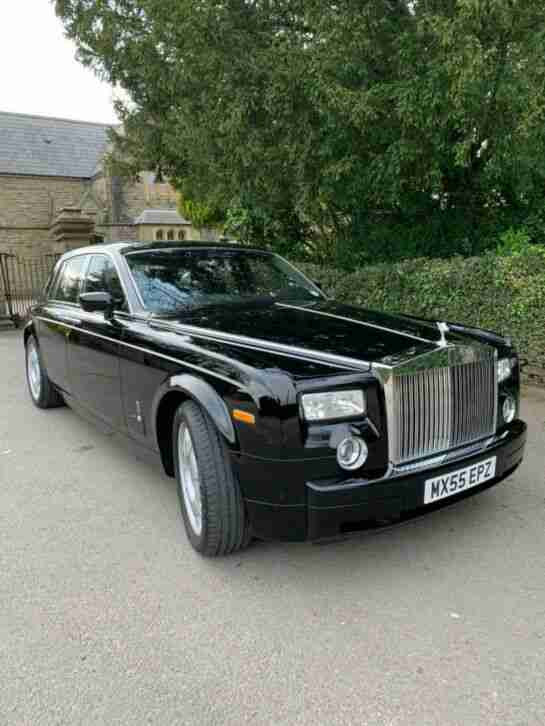 Rolls Royce Phantom 2005 12,100 Miles Relisted due to ebay admin problem