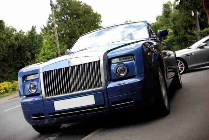 Rolls-Royce Phantom Drophead Coupé 2,000 Miles Only