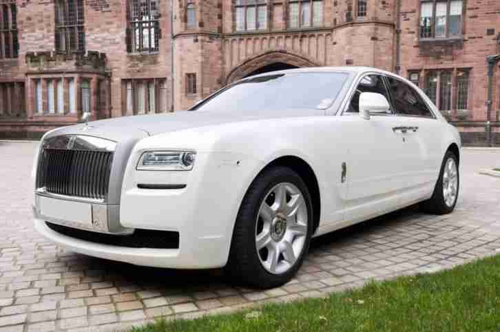 Rolls Royce Phantom Ghost Hire WEDDINGS PROMS BIRTHDAY PARTIES AIRPORT TRANSFERS