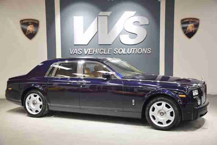 Rolls Royce Phantom V12 Saloon 6.7 Automatic Petrol ONE OWNER