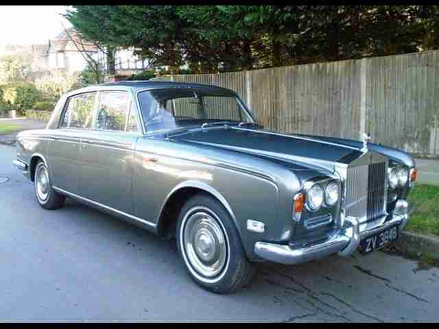 rolls royce silver shadow car for sale. Black Bedroom Furniture Sets. Home Design Ideas