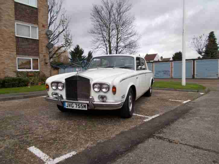 Rolls Royce Silver Shadow I 1974
