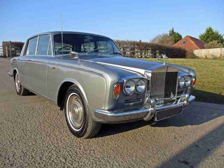 Rolls-Royce Silver Shadow Series 1