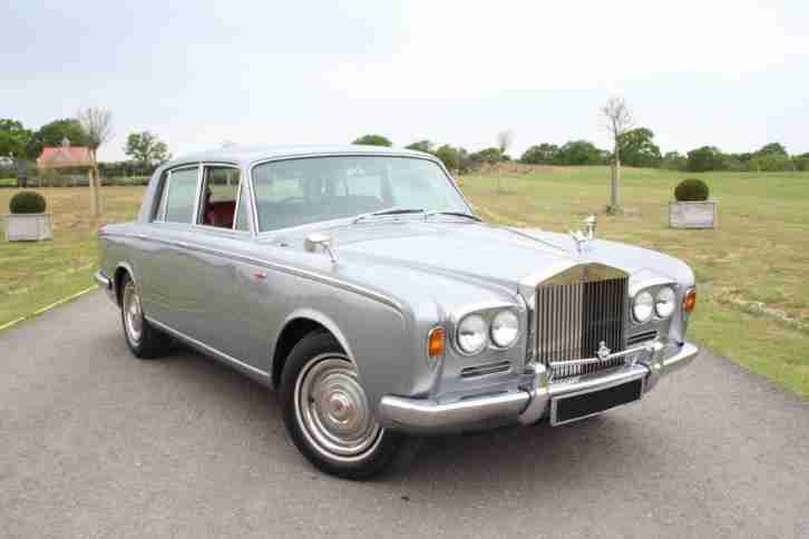 Rolls Royce Silver Shadow Series 1