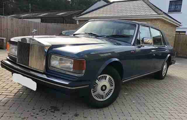 Rolls Royce Silver Spur 1985 not Silver Spirit, Shadow or Bentley