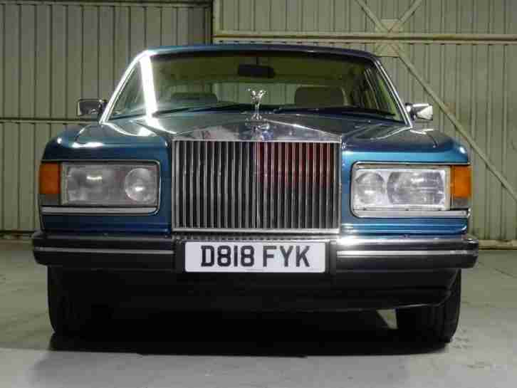 Rolls Royce Spirit only 55k