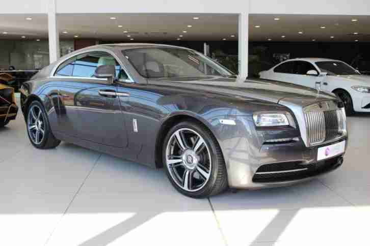 rolls royce wraith 6 6 v12 coupe car for sale. Black Bedroom Furniture Sets. Home Design Ideas