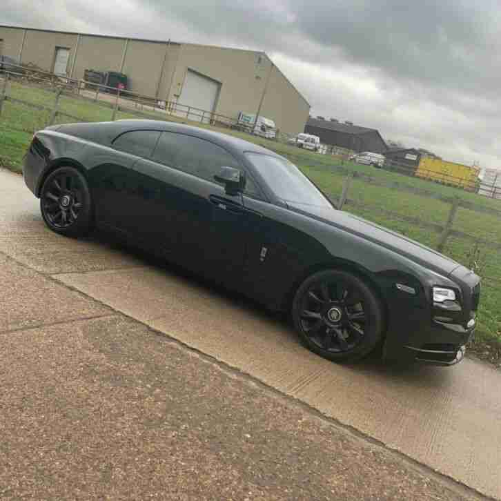 Rolls Royce Wraith. Rolls Royce car from United Kingdom