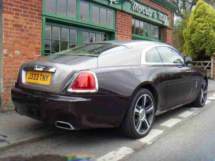 rolls royce wraith coupe automatic car for sale. Black Bedroom Furniture Sets. Home Design Ideas