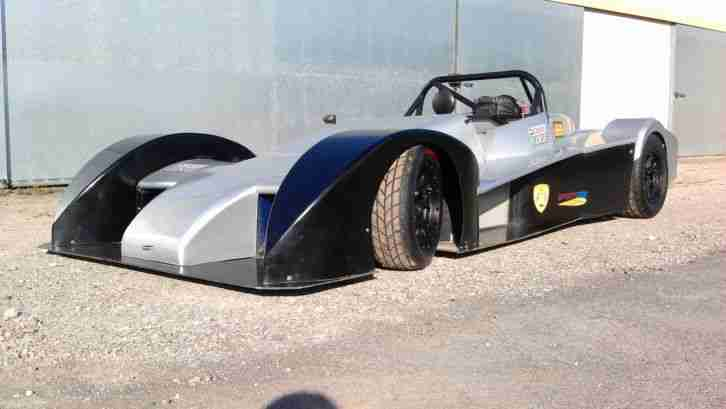 Rotor Fireblade, Race. Other car from United Kingdom