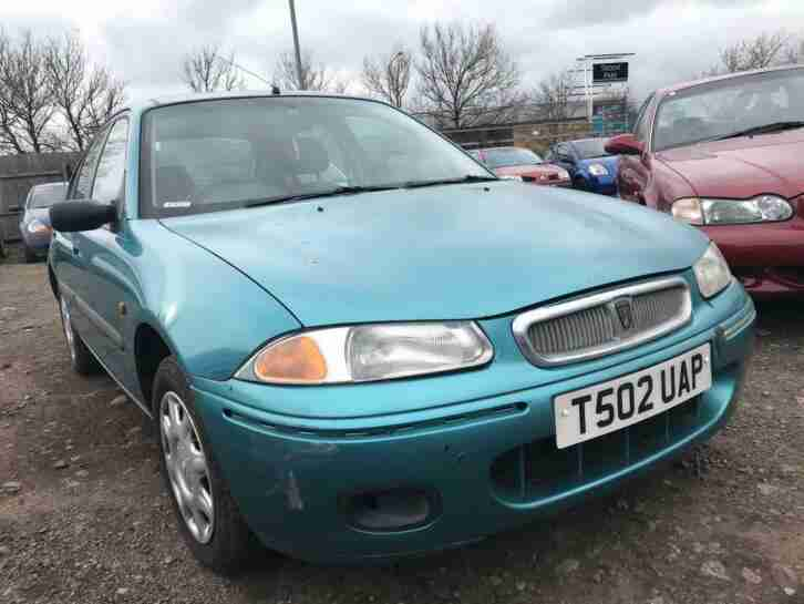 Rover 214 1.4i SE Ltd Edn Petrol Manual Bargain Sale 5dr Low Miles