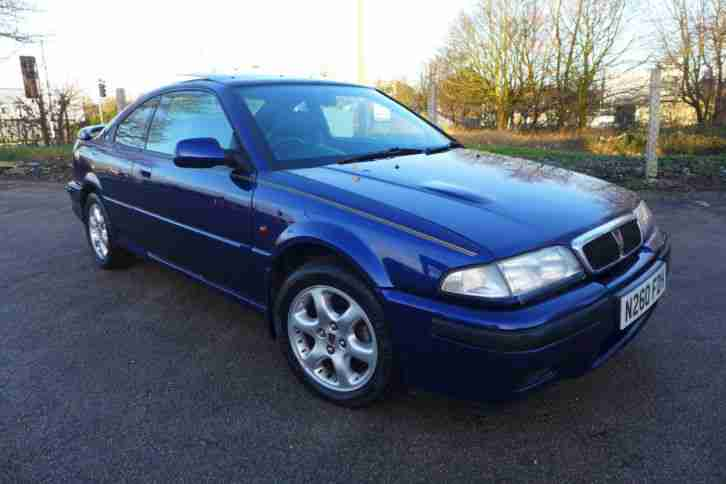 Rover 220 Turbo Tomcat FDH Coupe. car for sale