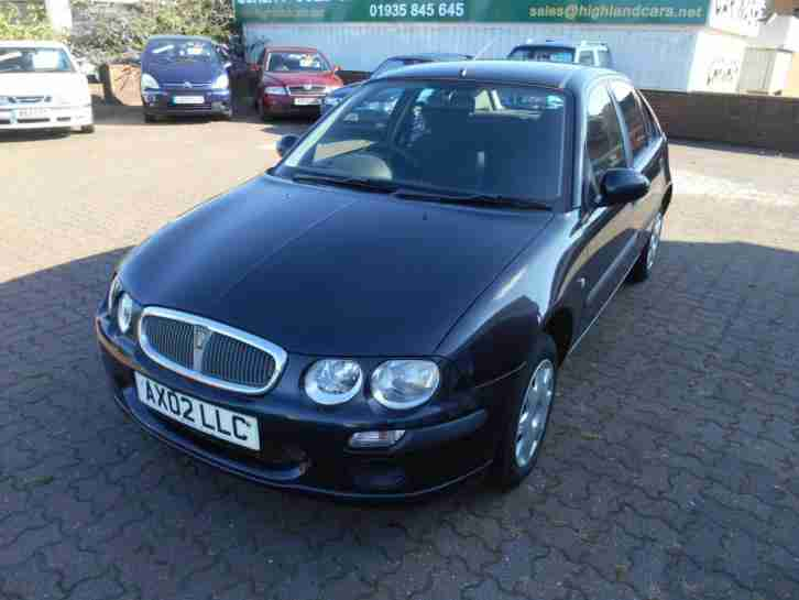 Rover 25 1.4. MG car from United Kingdom
