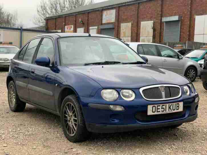 Rover 25 1.4i 2000MY Impression Excellent