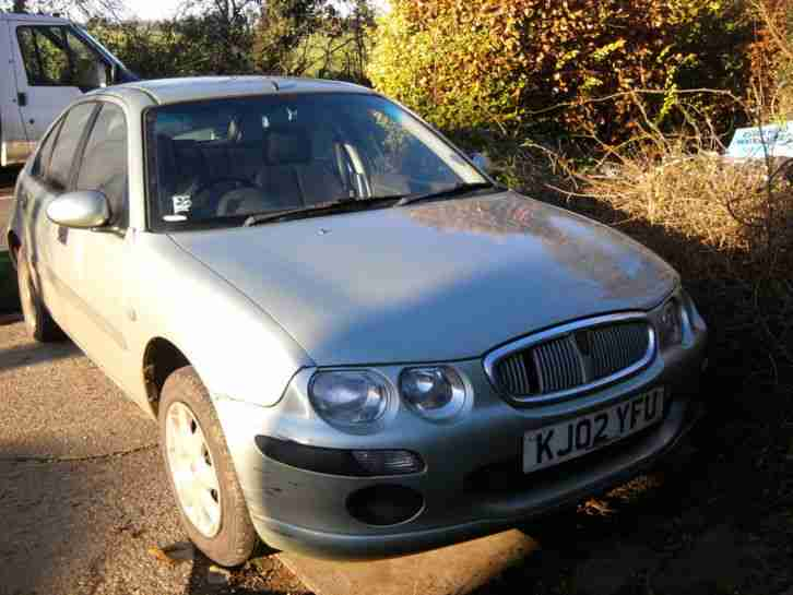 Rover 25,12months M.O.T. Rover car from United Kingdom