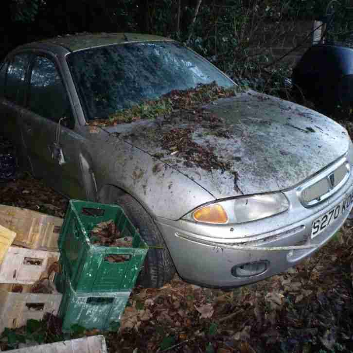 Rover 25 200 Spares Scrap 1998 S reg No logbook Needs winching