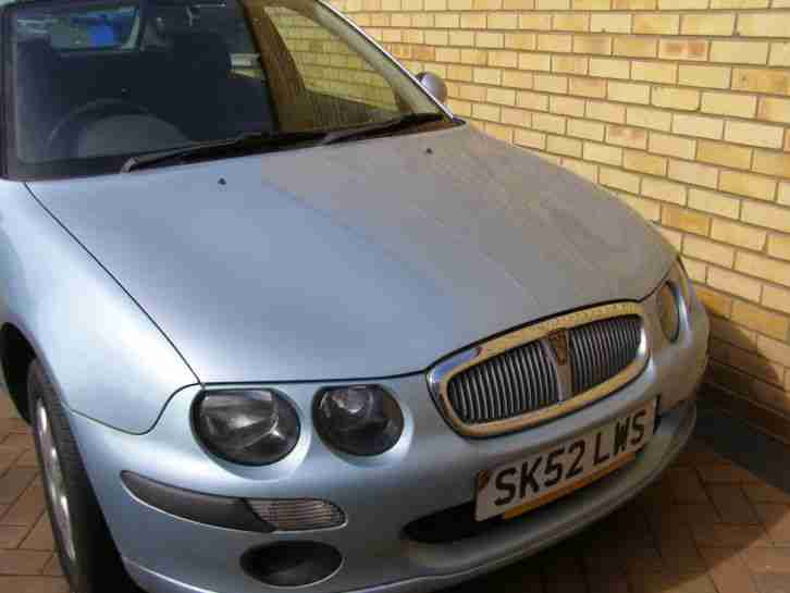 Rover 25 5 door hatchback