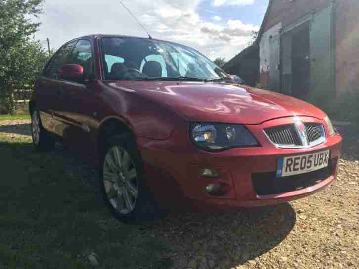 Rover 25 Low mileage *No Reserve*