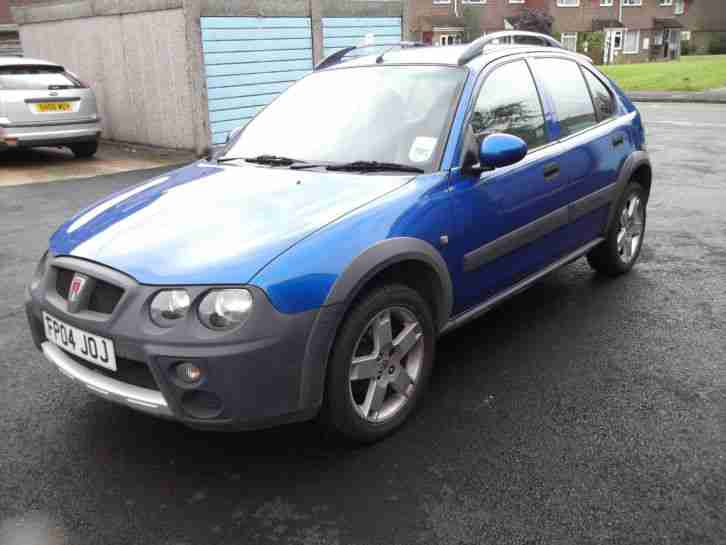 Rover 25 Streetwise 2004 Blue 71000 Miles Mot Sept 2015 Car For Sale