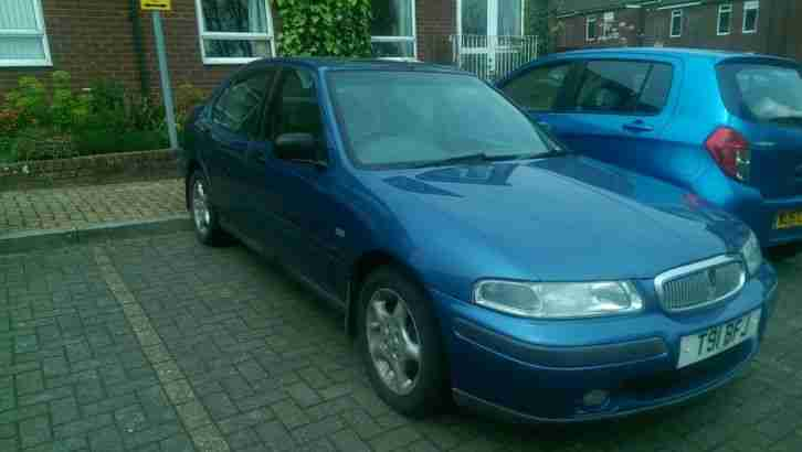 Rover 420 GSI car