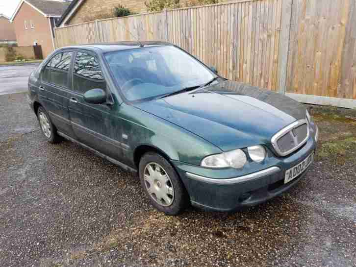 Rover 45 1.6 16v iL EXCEPTIONAL LOW MILES!