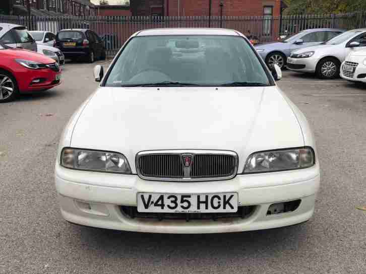 Rover 620i 2.0. Rover car from United Kingdom