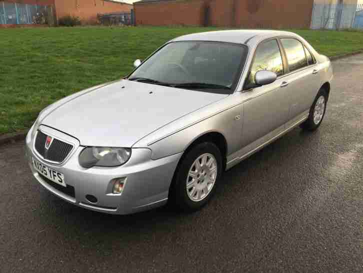 Rover 75 1.8 Classic 2005 With Low Miles Only 56K & Full Service History