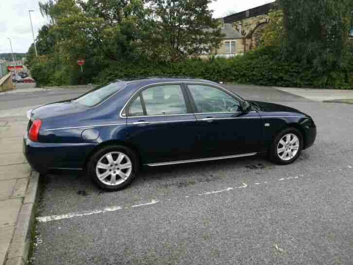 Rover 75 1.8 Connoisseur 2004 Manual