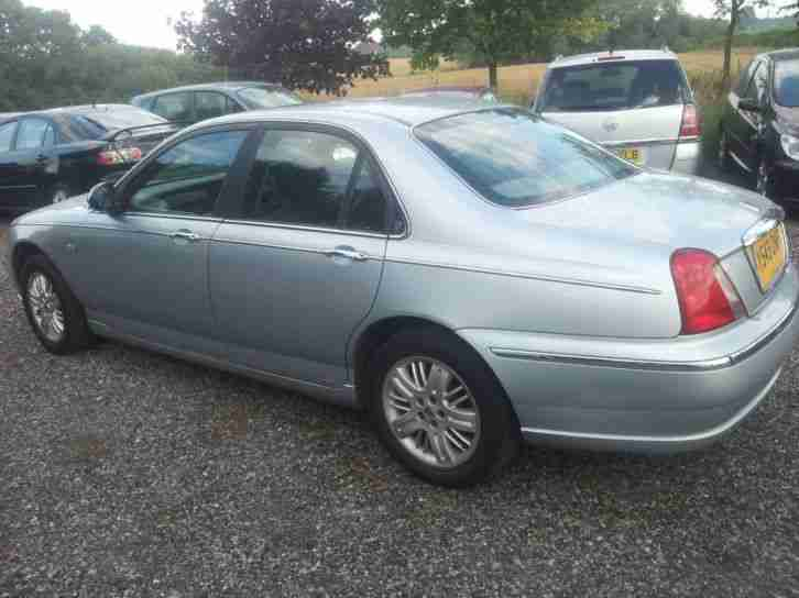 Rover 75 1.8 Connoisseur ONLY 54000 MILES