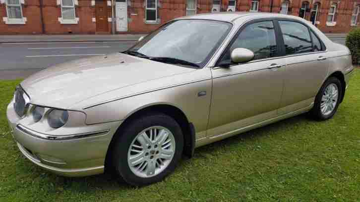 Rover 75 1.8T 50k low miles PX Swap Anything considered