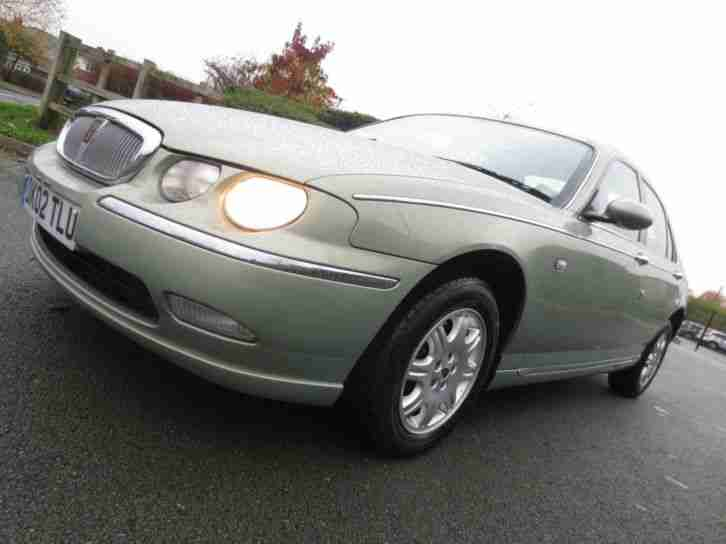 rover 75 2 0 cdt 1950cc auto club car for sale. Black Bedroom Furniture Sets. Home Design Ideas