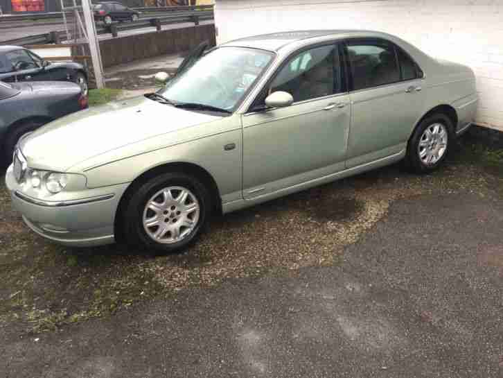 Rover 75 2.0 CDT Club Saloon - Low Mileage, 2 Previous Owners, 2 Keys