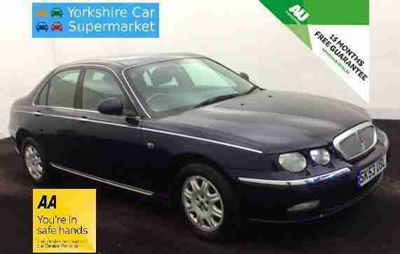 Rover 75 2.0 CDTI CLUB 131PS AUTO +NEW MOT