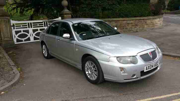 Rover 75 2.0. MG car from United Kingdom