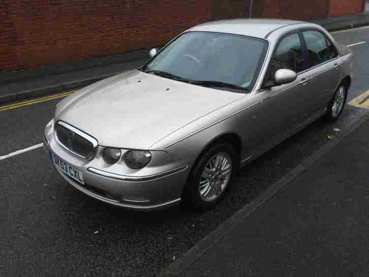 Rover 75 2.0 CDTi ( 131Ps ) Club SE MANUAL 2 FORMER KEEPERS SERVICE HISTORY
