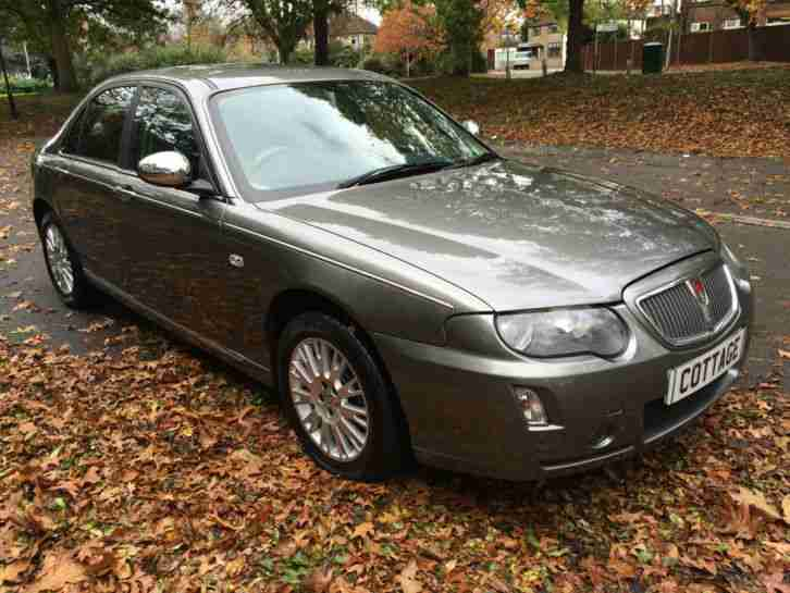 Rover 2.0. Rover car from United Kingdom